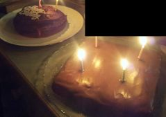 My Mum and my good friend both made me a birthday cake using this same recipe.