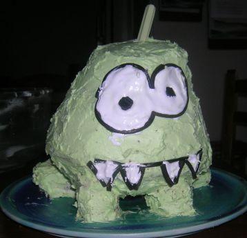 Om-Nom Cake
