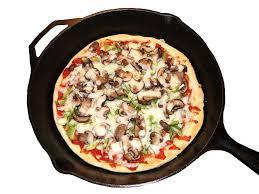 frypan pizza