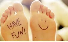 have fun feet