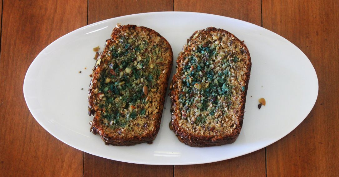 green bread zoomed