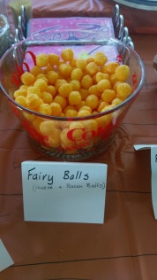Fairy (Cheese & Bacon) Balls