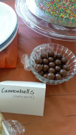 Malteser Cannonballs