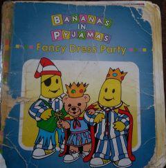 Banana's in Pyjamas