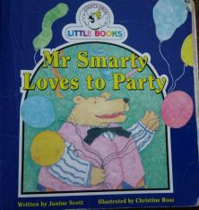 Mr Smarty Loves to Party