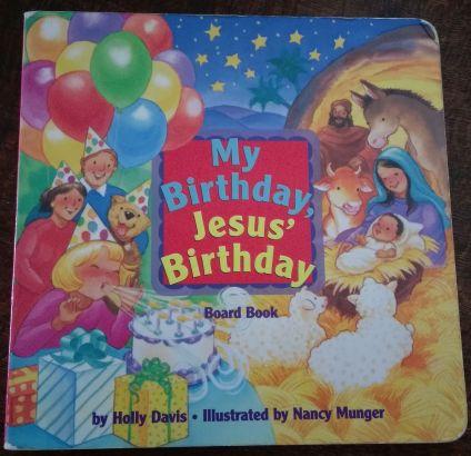My Birthday Jesus Birthday