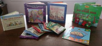 Nursery Rhyme & Fairytale Books