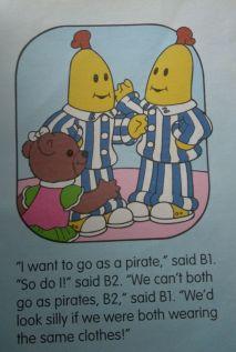 Banana's in Pyjamas2
