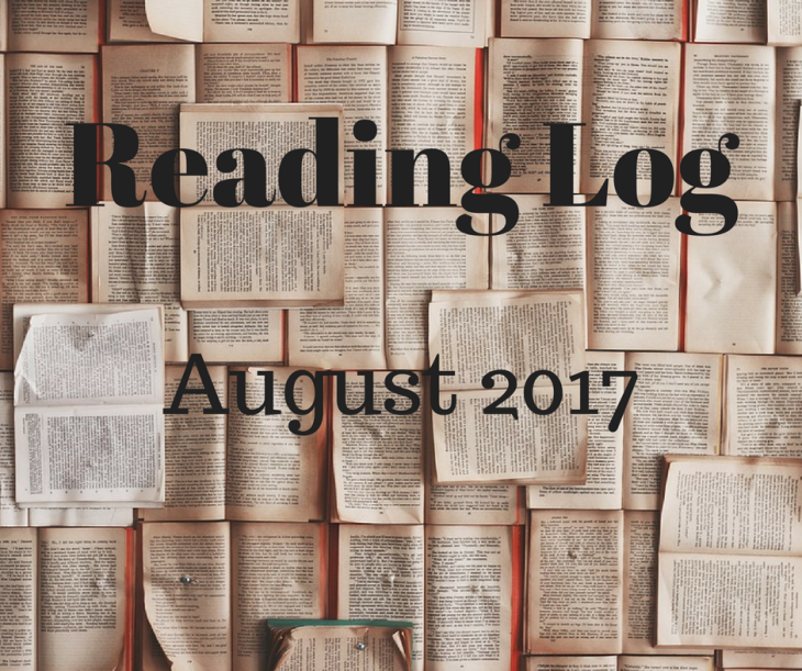 Reading Log August