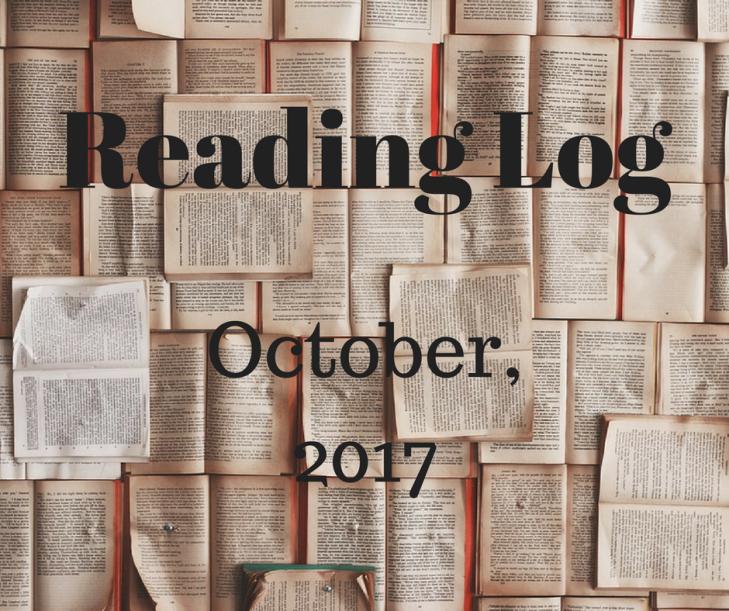 Reading Log Oct