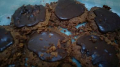 an attempt at Chocolate afgans