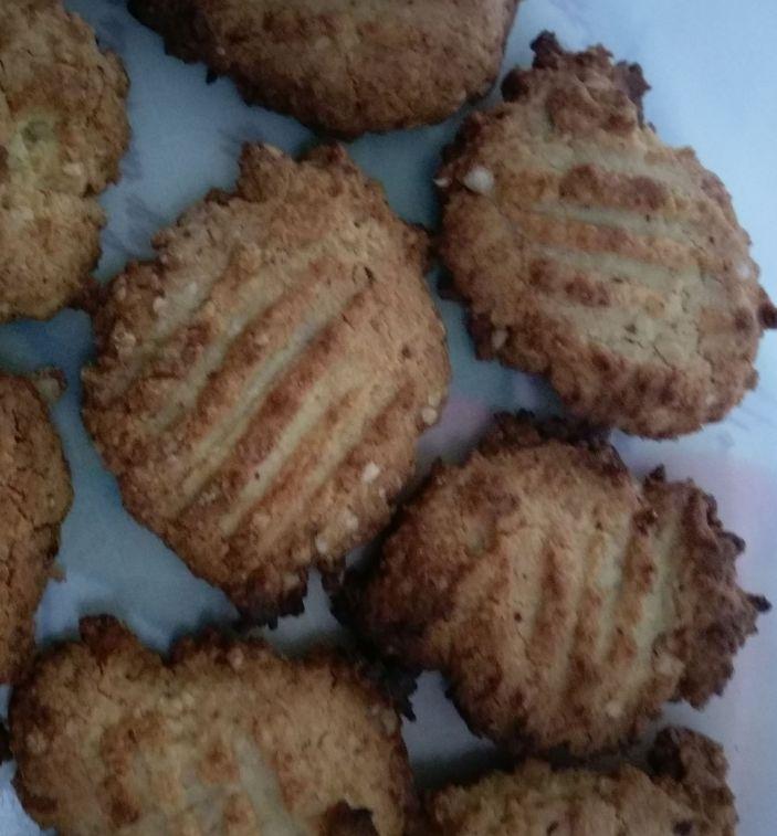 Maple Quinoa Biscuits