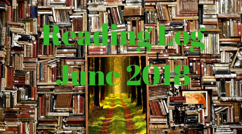Reading Log June 2018