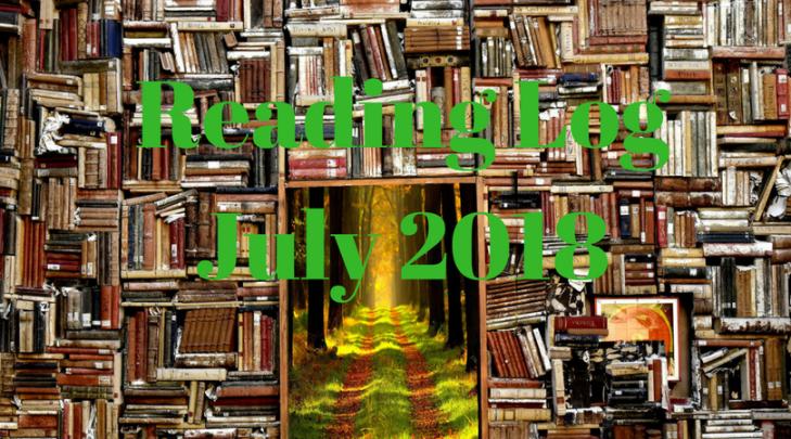 Reading Log July 2018