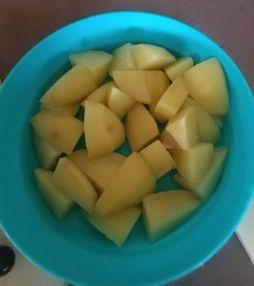 potato cooling