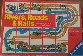 Rivers, Roads, Rails