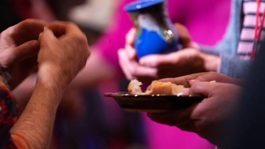 Serving Gluten Free Communion
